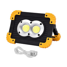 20W COB USB or Battery operated Multifunction Torch Handy Flashight Lamp Camping Tent Light Emergency Inspection Lantern Working