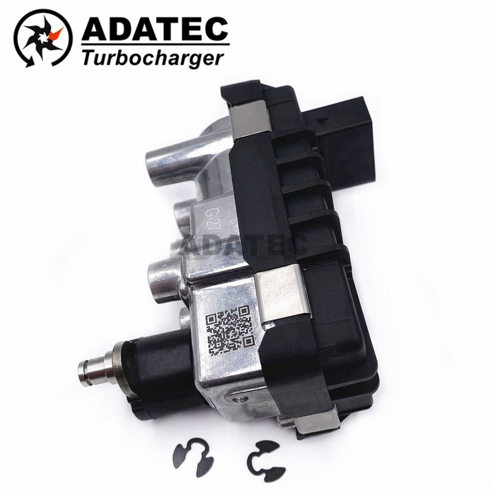 <font><b>GTB2056V</b></font> 762060 turbo electronic actuator G-27 763797 36002651 turbine actuator for Volvo S40 2.4 D5 132 Kw - 180 HP I5D 2006- image
