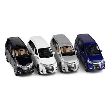 1 32 najnowszy Honda Odyssey 2019 MPV cynku samochodzik-zabawka ze stopu metali dźwięk światła wycofać Model metalu pojazdu zabawki do kolekcjonowania dla chłopca tanie i dobre opinie HEIPAPO 3 lat Diecast Certyfikat 2019152202024379 010184 Inne Samochód