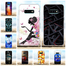 For Samsung Galaxy S10e Case Soft TPU For Samsung Galaxy S10e G970F G970U G970W Cover Beach Patterned For Samsung S10e Bumper