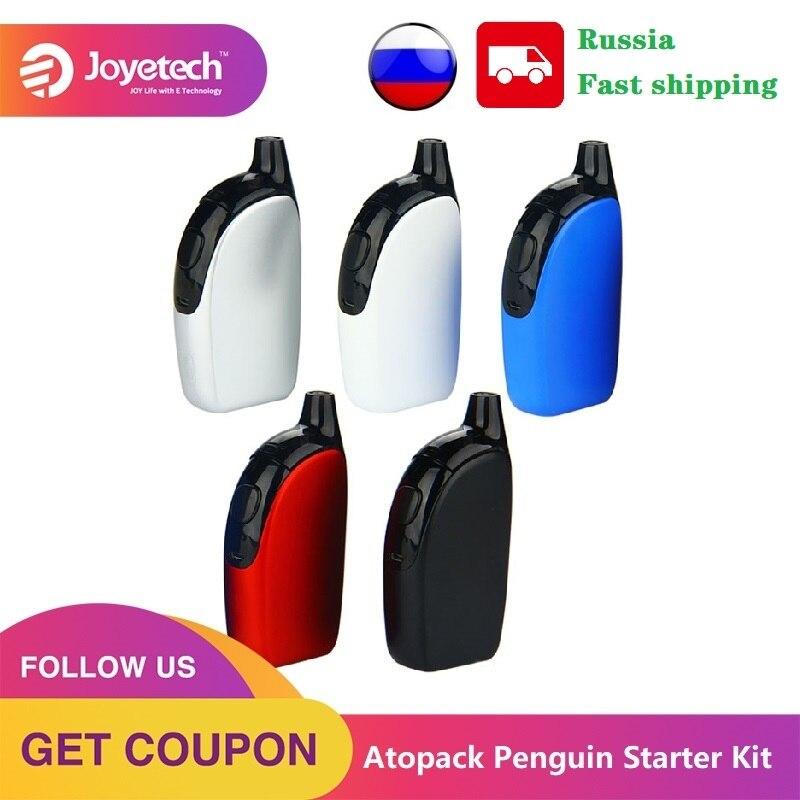 Rusia A Joyetech Atopack Pingüino Kit De Arranque 50W 2000 MAh/Joyetech De E-cigarrillo/Atopack Pingüino Kit Del Arrastre Nano