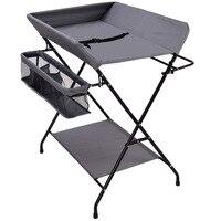 511 Foldable Portable Infant Diaper changing Table Newborns Baby Caring Table Baby Massage Massage Bath Locker Units OEM