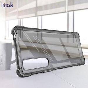 Image 1 - IMAK Crystal Lưng Mềm Dùng Cho Sony Xperia 1 III 360 Bảo Vệ Nắp Lưng Điện Thoại Cho Sony Xpeira 10 Ii 5 Iii 1ii 1iii Lưng