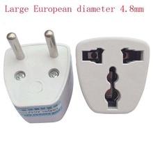1 Pcs Europese Eu Plug Adapter Japan China Amerikaanse Universal Uk Us Au Eu Ac Travel Power Adapters Converter elektrische Lading