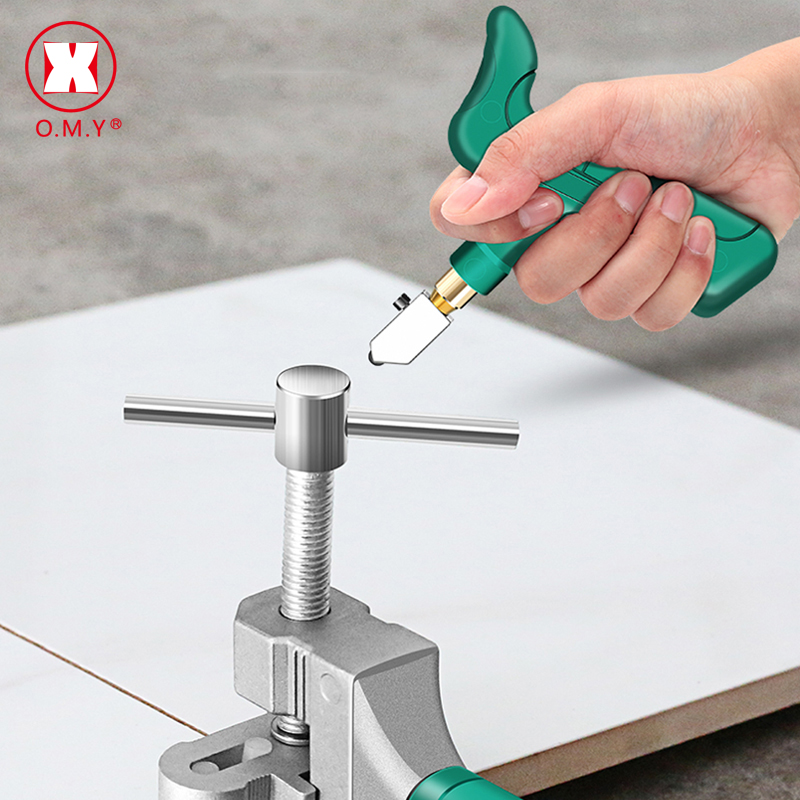 OMY High-strength Glass Tile Cutter Handheld Multi-function Portable Opener Home Glass Cutter Diamond Cutting