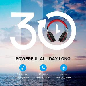 Image 5 - Oneodio Bluetooth Headphone With Microphone Sport Wireless Headset Bluetooth 5.0 Over Ear Stereo Bass Headphones Handsfree Calls