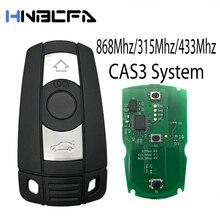 3 кнопки пульт ключ 315% 2F433% 2F868MHZ ID46 чип PCF7953 чип для BMW E90 E92 E60 E87 E70 E71 E611 3 5 7 Series Z4 X5 X6