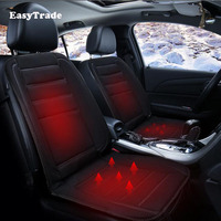 Car Electric Heated Seat Winter Pad Cushion Mats Auto Accessories For Skoda Octavia A7 A4 A5 Interior Accessories