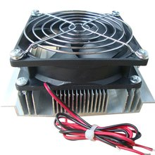 XD-2024 Refrigeration Module Semiconductor Cold Water Kit Mini Fish Tank Chiller 15 Liters Small Refrigerator