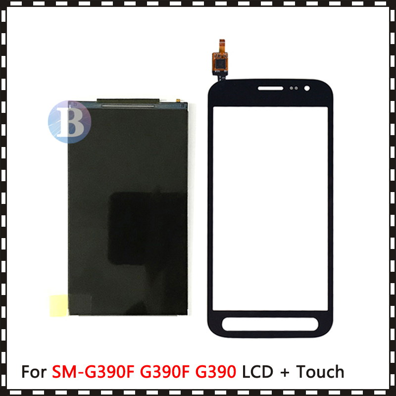 """New High Quality 4.7"""" For Samsung Galaxy Xcover 4 SM-G390F G390F G390 Lcd Display With Touch Screen Digitizer Sensor"""
