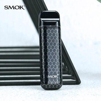 SMOK – Kit de Cigarette électronique Novo 3, avec batterie de 25W de 800mAh, vapoteur de 1.7ml, cartouche de 0,8 ohm