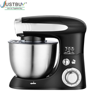 4L 6 speed Kitchen Electric Food Stand Mixer Whisk Blender Cake Dough Bread Mixer Maker Machine