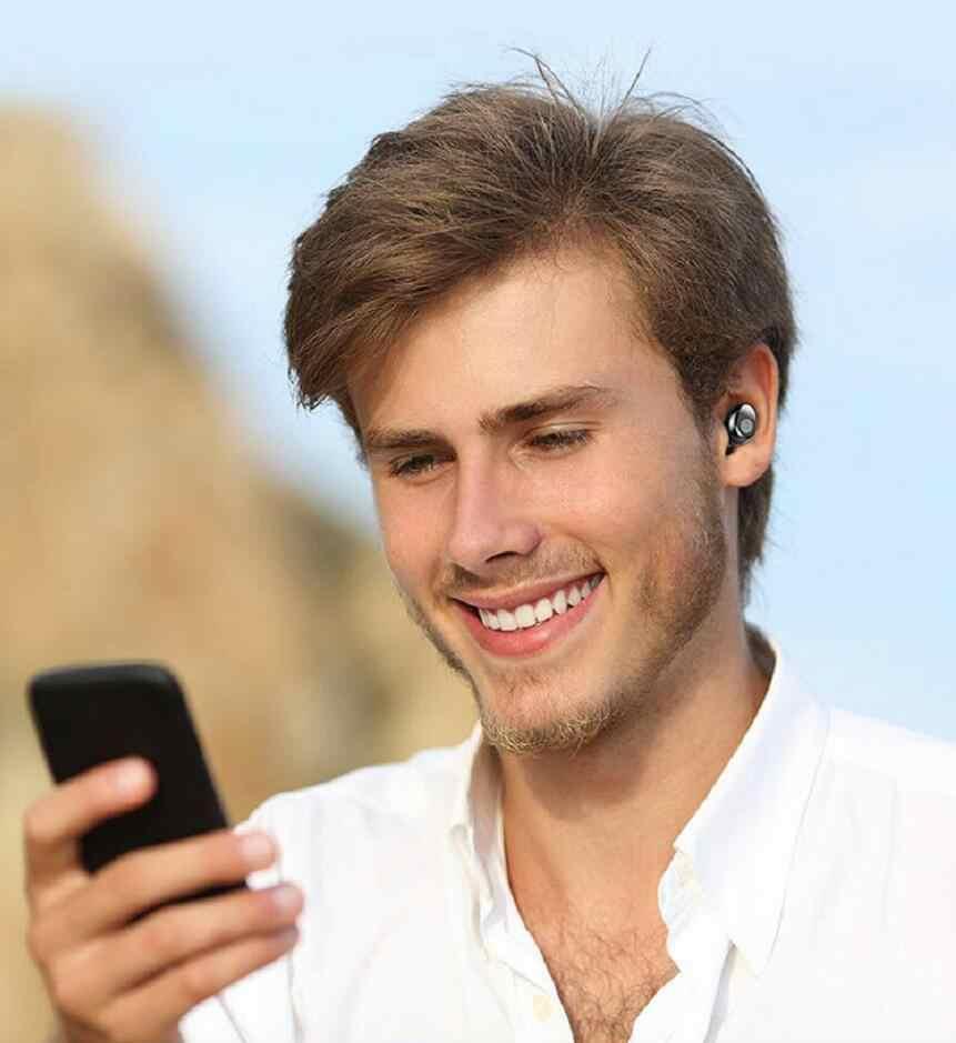 F9 tws bluetooth 5.0 fone de ouvido sem fio fones alta fidelidade mini  esportes correndo fone apoio ios/android telefones hd chamada Fones de  ouvido  - AliExpress