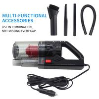 12V 6000PA Car Vacuum Cleaner Cyclonic Wet/Dry Auto Aspirador Coche Car Portable Handheld Vacuums Cleaner Automoble Wash Tools