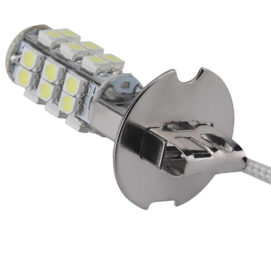 1pcs H3 26 ไฟ LED หมอกหลอดไฟ LED 3528 SMD รถยนต์ LED หลอดไฟที่จอดรถที่จอดรถไฟหน้า 12V