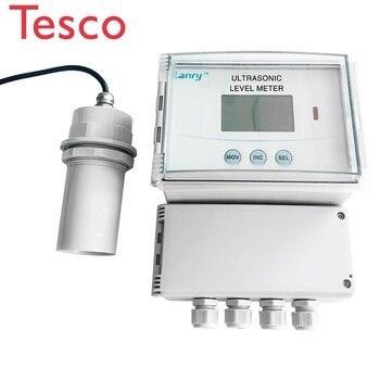 Sonic Fuel Sound Ultrasonic Water Level Meter Price Ultrasonic Liquid Level Transmitter Ultrasonic Level Transmitter clrlife ultrasonic