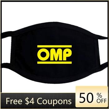 Mascarilla con logo OMP