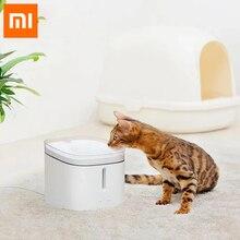 Xiaomi Xiaowan distributeur deau pour animaux de compagnie chien chat électrique bol à boire fontaine automatique chat eau vive 2L connecter Smart MIJIA APP