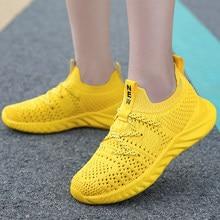 Chaussures de marche antidérapantes pour enfants, baskets légères unisexes pour garçons et filles, 2021, chaussures décontractées respirantes