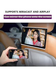Car-Headrest Monitor Android 16GB 1080P 2GB 4K Same Usb/sd/hdmi-/..
