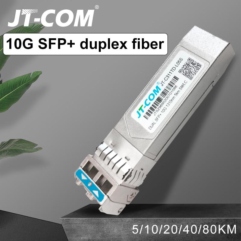 Sfp-Module Switch Optical-Fiber 10g Sfp Mikrotik/huawei LC 1310nm Duplex Full-Compatible