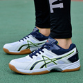 New Professional Tennis Shoes for Men Women Mesh Breathable Badminton Volleyball Shoes Indoor Sport Training Sneakers Tennis Men