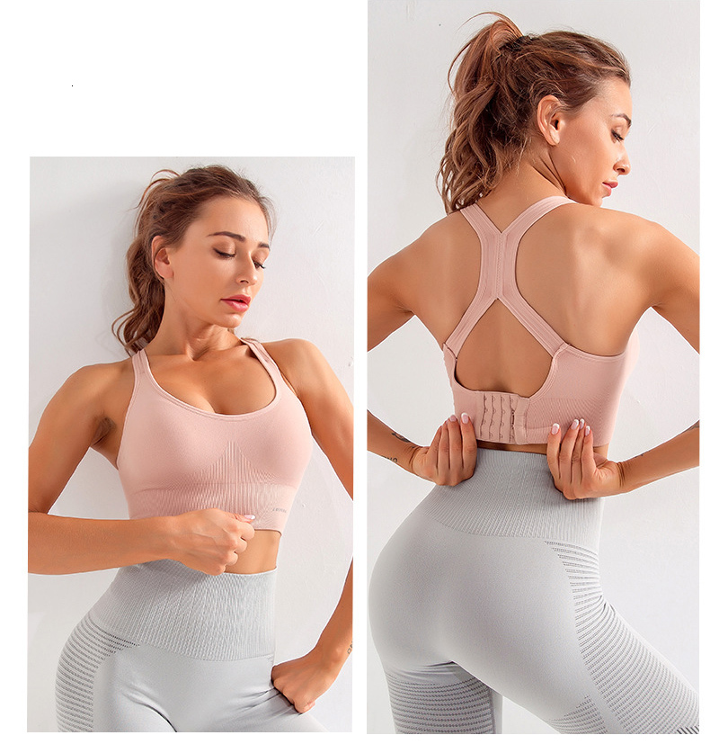 high impact sports bra with adjustable straps