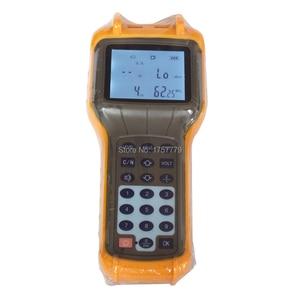 Image 2 - Neue RY S110D CATV Kabel TV Tester Handheld Analog Signal Level Meter DB Tester 5 870MHz