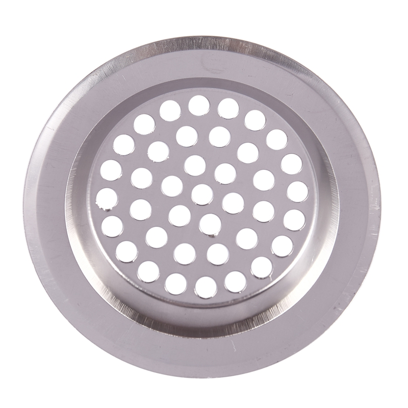 7.7cm Diameter Water Drain Stopper Plug Sink Basin Strainer For Kitchen