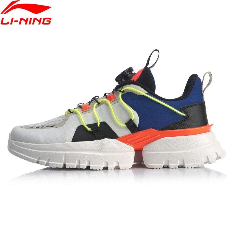 Li-Ning Männer UT Stilvolle Lifestyle Schuhe Die Trend Klassische Tragbare Futter li ning Retro PROBAR LOC Sport Schuhe AGLQ011