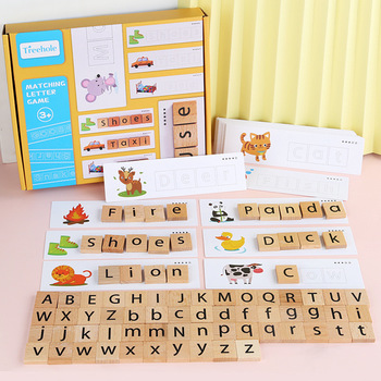 Kids Montessori Toys Educational Wooden Toys Montessori Math Toy Digital Letter Multifunctional Counting Alphabet Board Game shark bite game funny toys desktop fishing toys kids family interactive toys board game