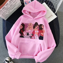 Ariana Grande Thank You Next Harajuku Graphic Hoodie Women 9