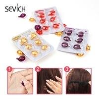 Sevich Hair Vitamin Keratin Complex Oil Smooth Silky Serum Moroccan Oil for Repair Damaged Hair Anti Hair Loss Care 5