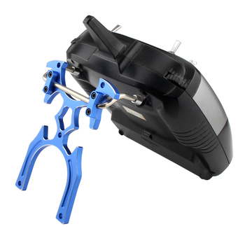 Robot Modeling RC Radio Transmitter Bracket Metal Mount Support Stand Holder Replacement Fit For JR FUTABA FRSKY Taranis