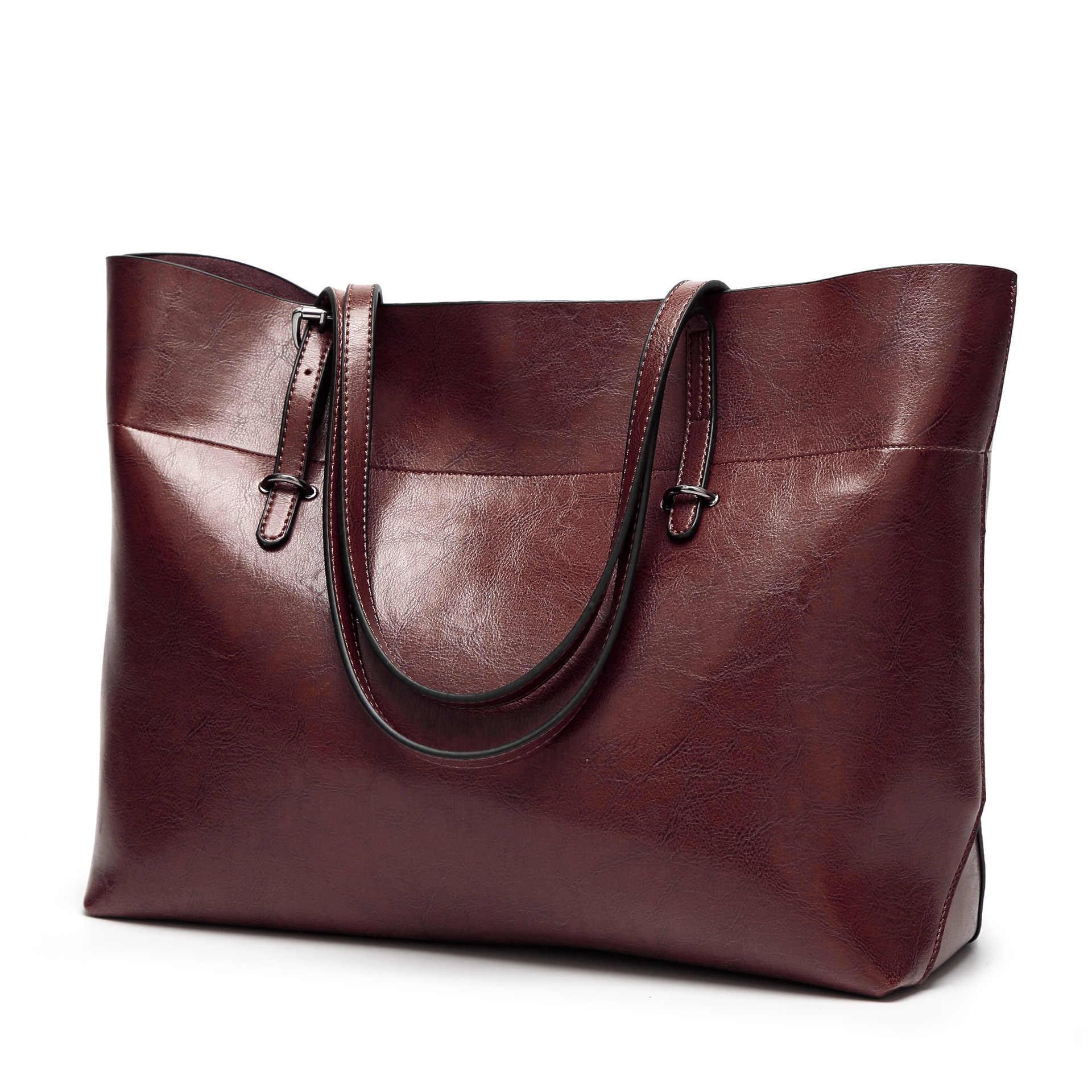 ヴィンテージ本革デザイナーの高級ハンドバッグの女性のメッセンジャーバッグ牛革ビッグ夏バッグ有名なブランドのボルサC832