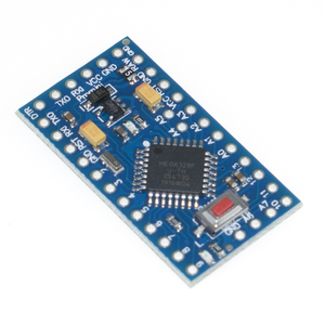 Image 5 - Freies Verschiffen! Neue version! 50 teile/los ATMEGA328P Pro Mini 328 Mini ATMEGA328 5 V/16 MHz