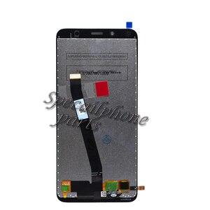 Image 3 - ЖК дисплей 5,45 для Xiaomi Redmi 7A, ЖК дисплей + дигитайзер сенсорного экрана в сборе, запасные части для ремонта ЖК дисплея Redmi 7A