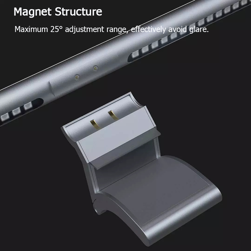 Yeelight lâmpada de mesa dobrável proteção dos