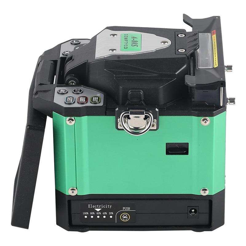 A-80S зеленый полностью автоматическая машина для сращивания оптического волокна