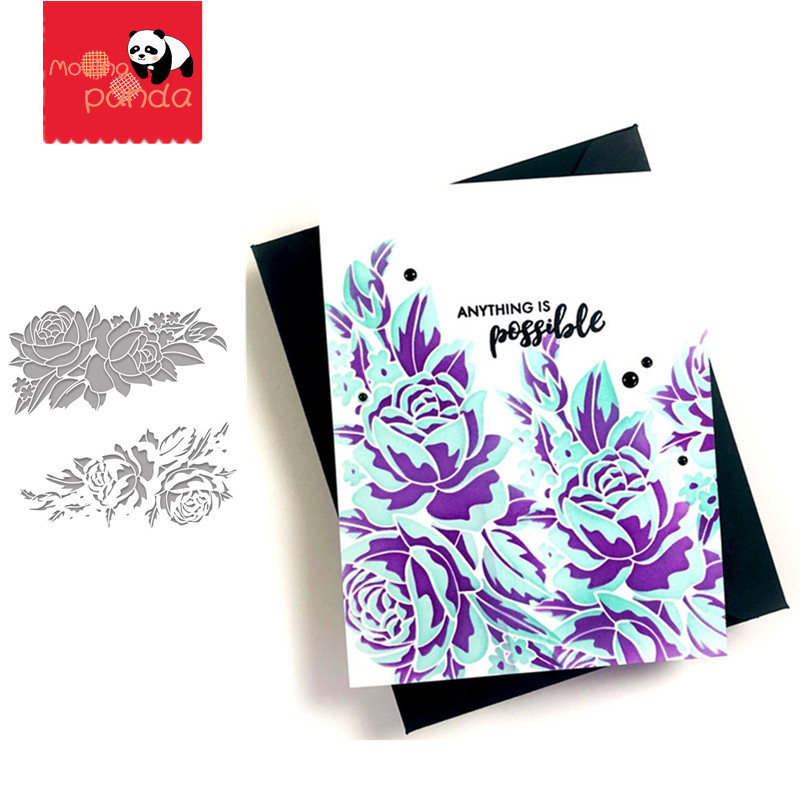 Sweet Spring Stencil Stamp Stencil For Metal Cutting Dies And Stamps Painting Stencil Template Scrapbooking DIY Crafts Paper
