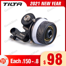 Instock Tilta FF T06 חדש מיני בצע פוקוס מנוע אלחוטי עדשה בקרת מערכת עבור DSLR מצלמה Gimbal BMPCC 4K VS גרעין N Nano