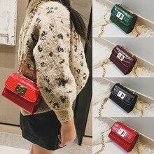 Дешевая Новая Винтажная женская модная повседневная кожаная сумка через плечо, Ретро стиль, женская сумка через плечо, элегантная сумка-клатч# P30