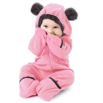 Autumn Winter Newborn Baby Clothes Rompers For Baby Girls Boys Jumpsuit Children Overalls For Baby Kids Costume Infant Clothing winter newborn rompers baby girls boys cotton infant hooded warm overalls clothes kids high quality cartoon jumpsuit outerwear
