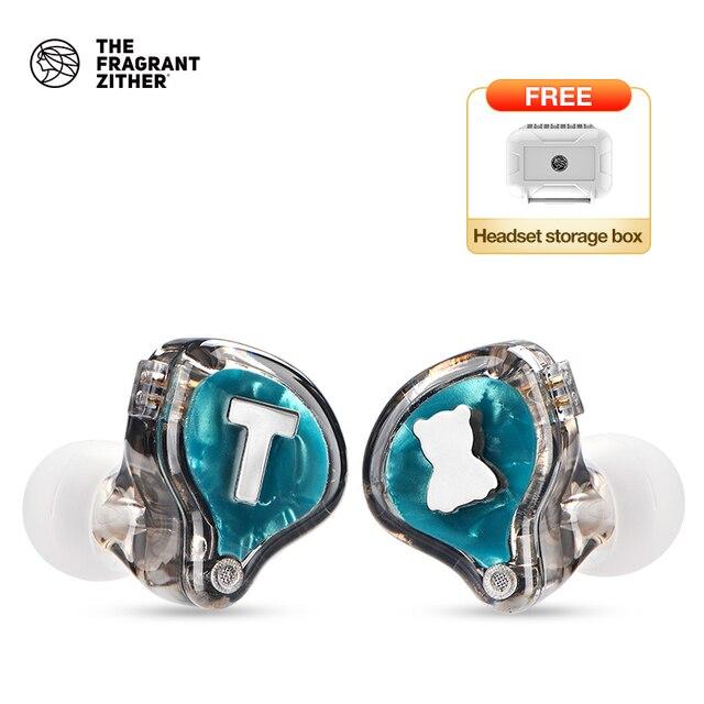 TFZ/S2 פרו, גבוהה איכות HIFI אוזניות, TFZ 2.5 דור יחידה, 105dB mW, טלפון אוניברסלי ב ear אוזניות