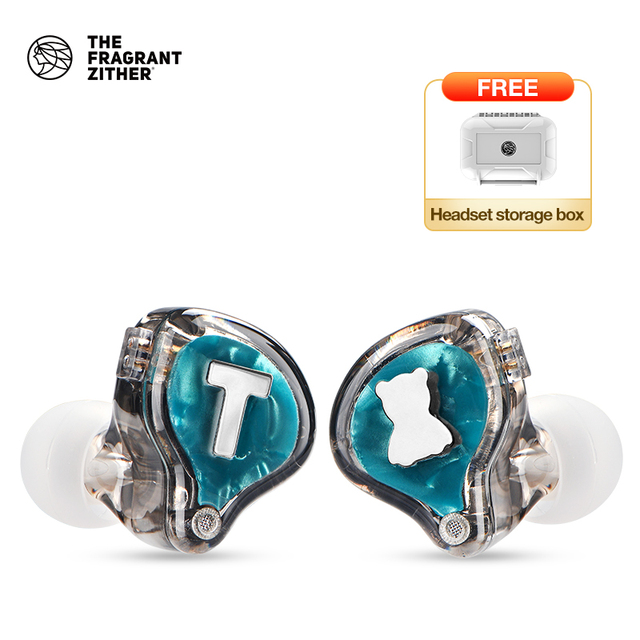 TFZ/S2 PRO, سماعات عالية الجودة HIFI, TFZ 2.5 وحدة توليد, 105dB mW, سماعات هاتف داخلية شاملة