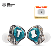 TFZ/S2 PRO, Hohe qualität HIFI Kopfhörer, TFZ 2,5 Generation Einheit, 105dB mW, telefon Universal In ohr Headsets