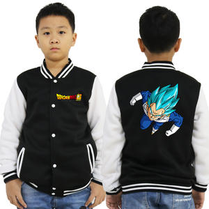 Hooyi Winter Boy Quilted Jacket Children Dragon Phoenix Qipao Clothes Thick Vests Coat