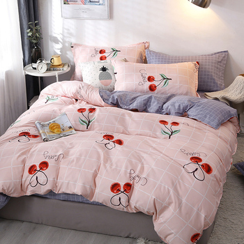 Nordic Bedding Set Cherry 11