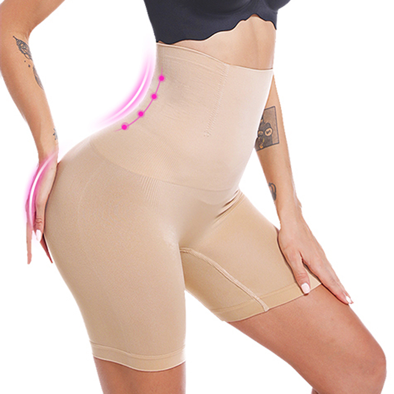 Women High Waist Body Shaper butt lifter Shapewear Seamless Shaping control Panties Waist trainer Slimming Tummy underwear