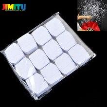 JIMTU 12 шт./компл. фокусы белый снег Бумага маг поставок маленький бумага для снежинок бумага Snow Storm реквизит игрушки